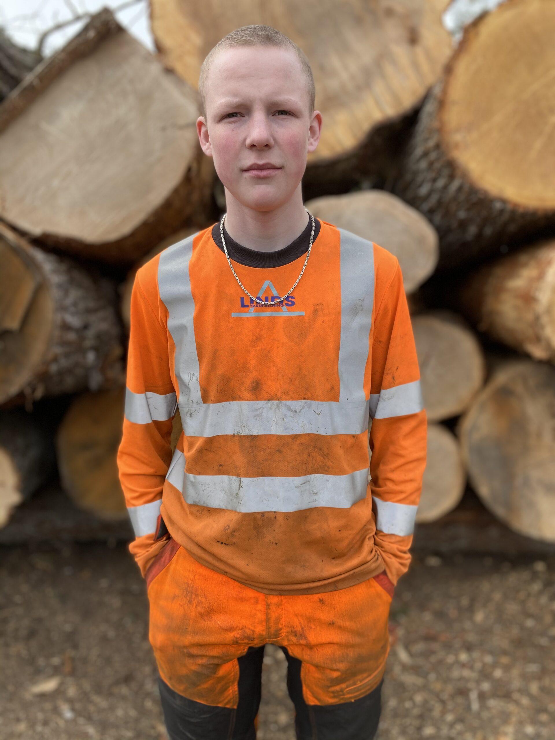 Colin Trädfällare Linds trädfällning